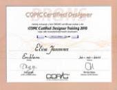 Copic Diploma