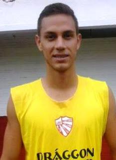 Picuiense Talysson é o novo contratado do Aimoré time do Rio Grande do Sul