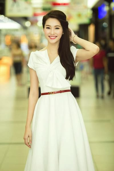 Thu Thao - Beauty Vietnam