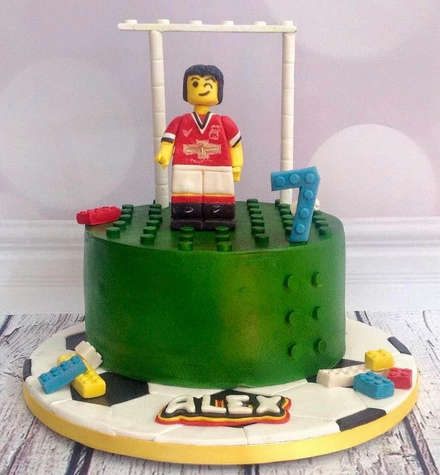 Lego Birthday Cakes Dublin