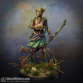 Ethernia the Wild Soul (Enigma Miniatures)