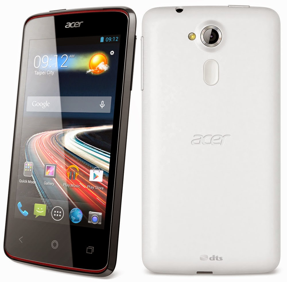 Acer Liquid Z4 HP Android harga dibawah 1 juta