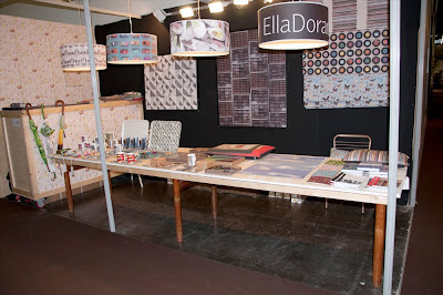 British designer Ella Doran at Maison & Objet Paris
