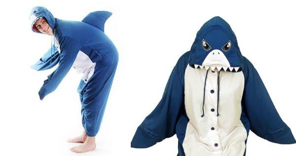 Shark Kigurumi