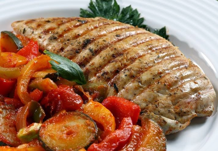 marinated baked chicken breast recipes