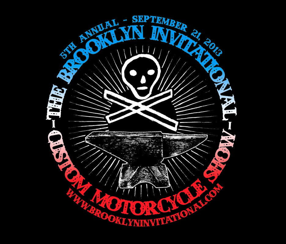 Brooklyn Inivitational Bike Show
