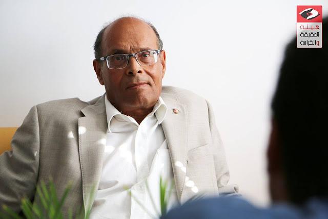 Vidéo: Marzouki appelle les tunisiens à s'unir contre le terrorisme
