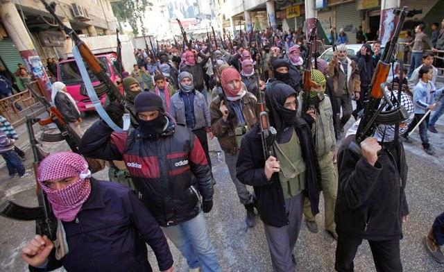 American jihadists in syria