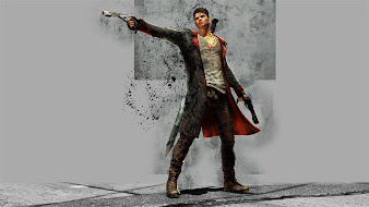 #16 Devil May Cry Wallpaper