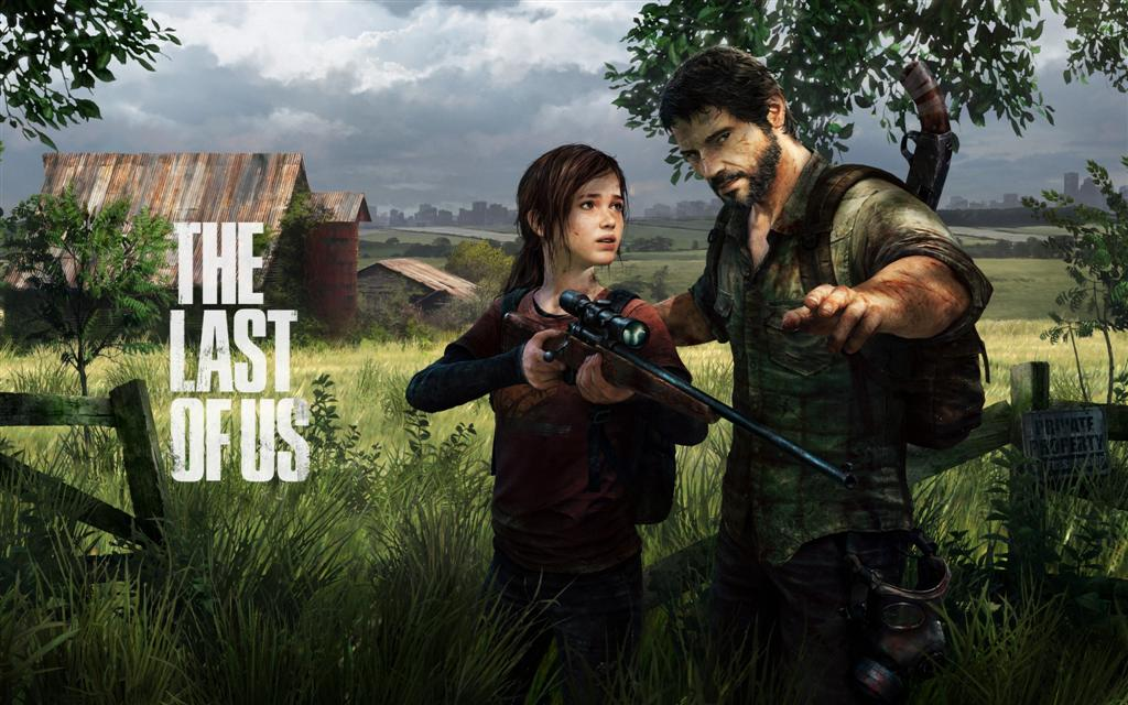 The Last of Us HD & Widescreen Wallpaper 0.19492544151276