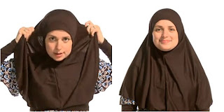 Six Basic Hijab Tutorial suitable for beginners