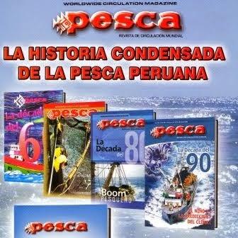 La historia condensada de la pesca peruana
