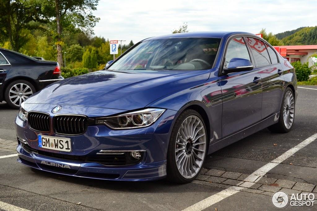 Australia Autocar: BMW Alpina B3 2013 Review