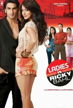 Ladies Vs. Ricky Bahl 2011 poster