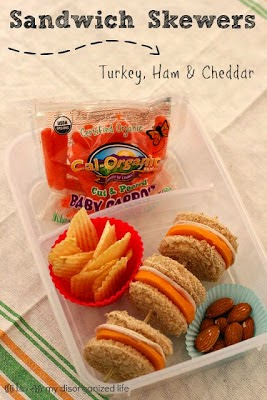 Back-to-School Lunch Box Ideas