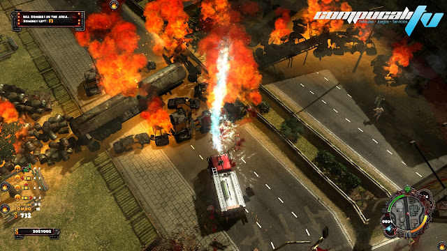 Zombie Driver HD Complete Edition PC Full Español