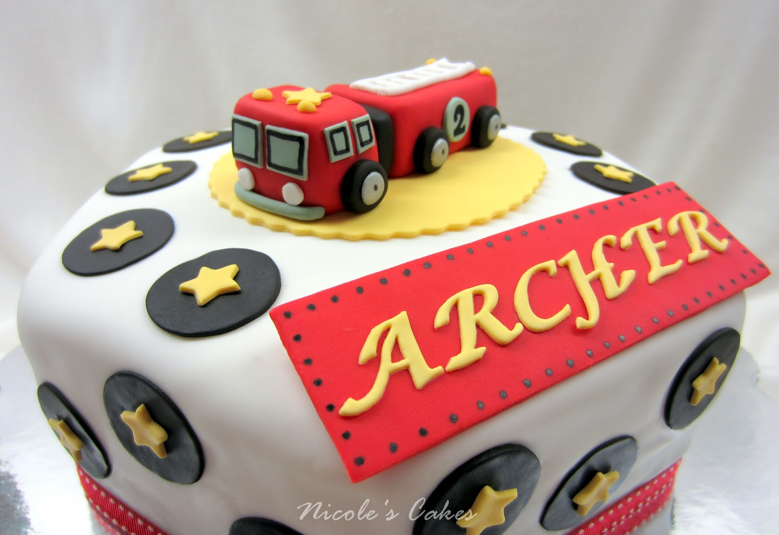 Firefighter Cupcake Decorations 17 Best Images About Firefighter Cake On Pinterest Fireman Cake