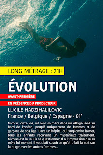 Festival MEME PAS PEUR 2016 - Vendredi - Séance Long Métrage 1