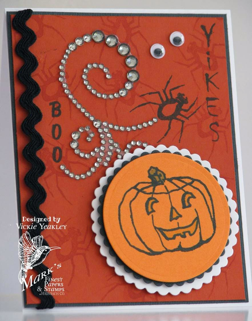 on the fringe: mfp simple salutations challenge - boo to you! create