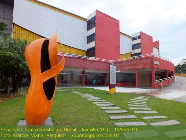 Resultado de imagem para escola do teatro bolshoi no brasil