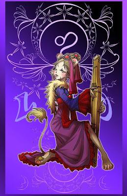 leo elemental anime