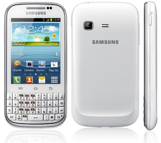 samsung galaxy chat home screen