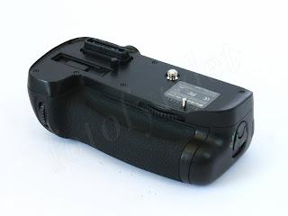 Batterigrepp för Nikon D600, motsvarande Nikon MB-D14