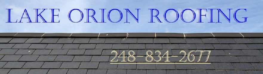Great Lake Orion Roofing 248 834 2677