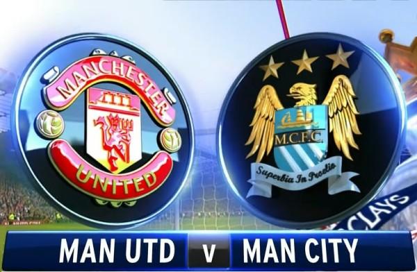 Skor Akhir Derbi Manchester antara Manchester United Vs Manchester City 25 Oktober 2015