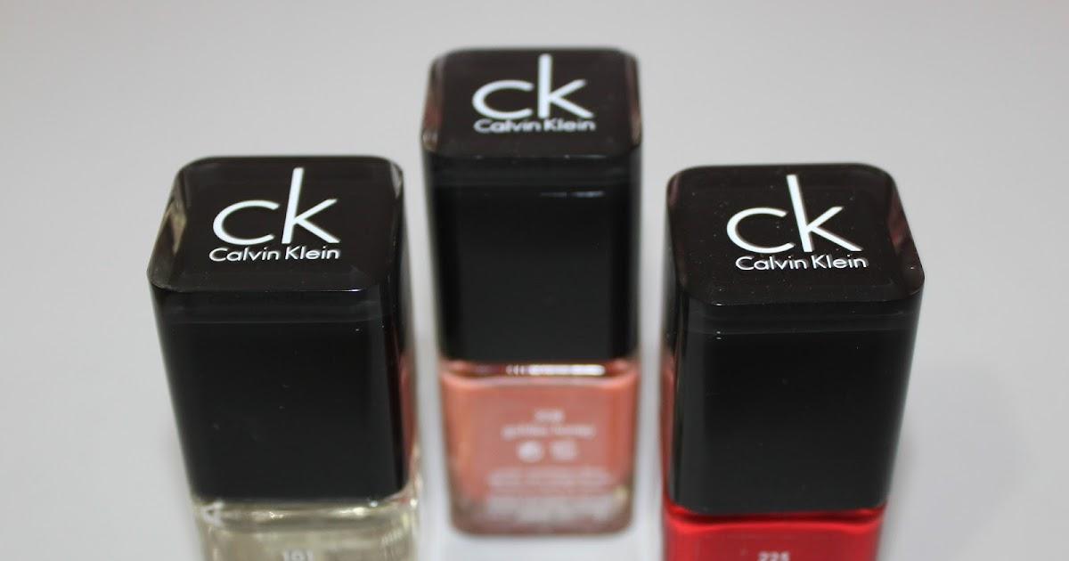 Calvin Klein Nail Lacquers