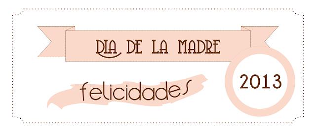 Imprimibles Especial Día de la Madre