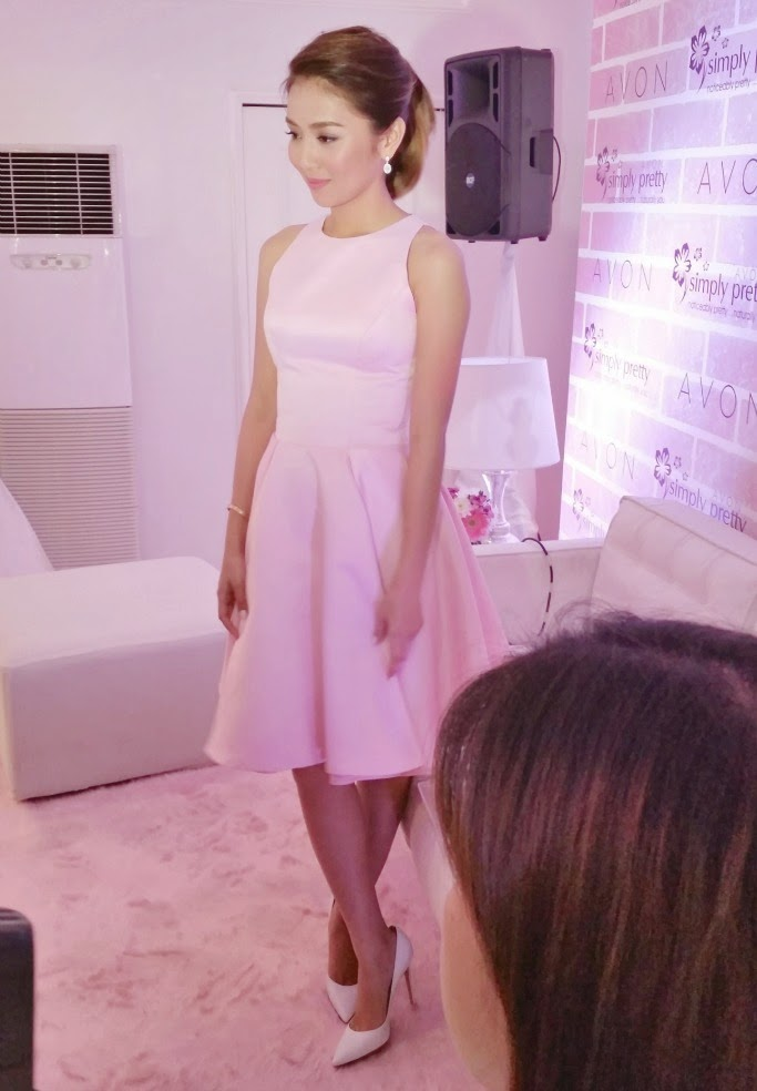 AvonSimplyPretty launch