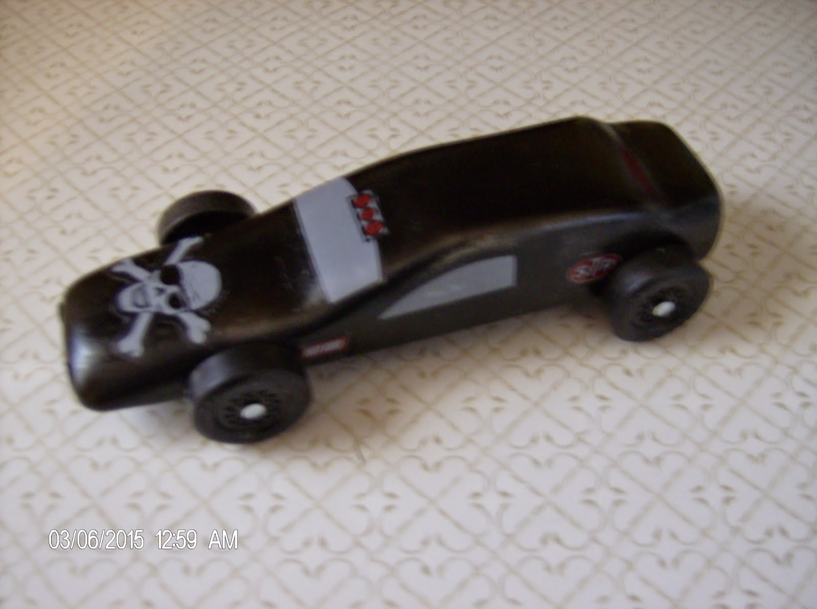 Touched By An Angel Car >> Scribbles: Pinewood Derby Cars: Designs And Templates