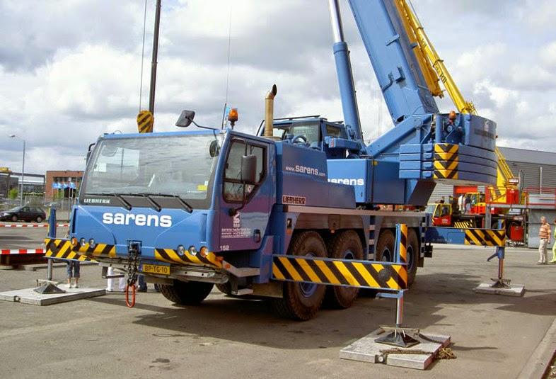 Rough Terrain Crane Wikipedia : Liebherr ltm all terrain crane ton cranepedia