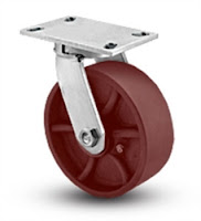 Heavy Duty, Ductile Wheel, Swivel Caster, industrial caster