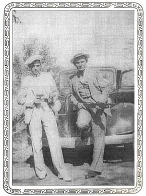 Clyde & Joe Palmer