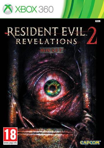 Resident Evil Revelations 2 Xbox 360 Región Free Español
