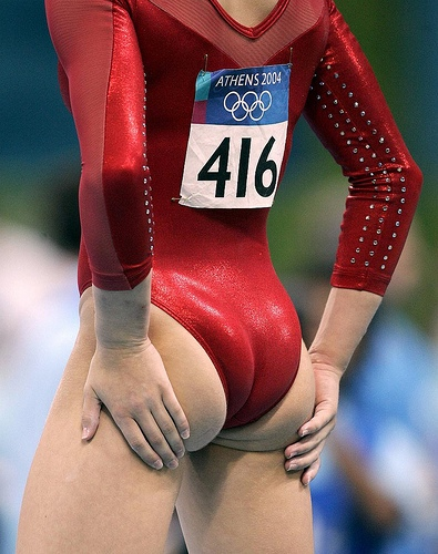 Alicia Sacramone Ass 72