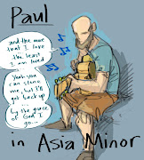 Paul In Asia Minor. Labels: SEARCHLIGHT CARTOON