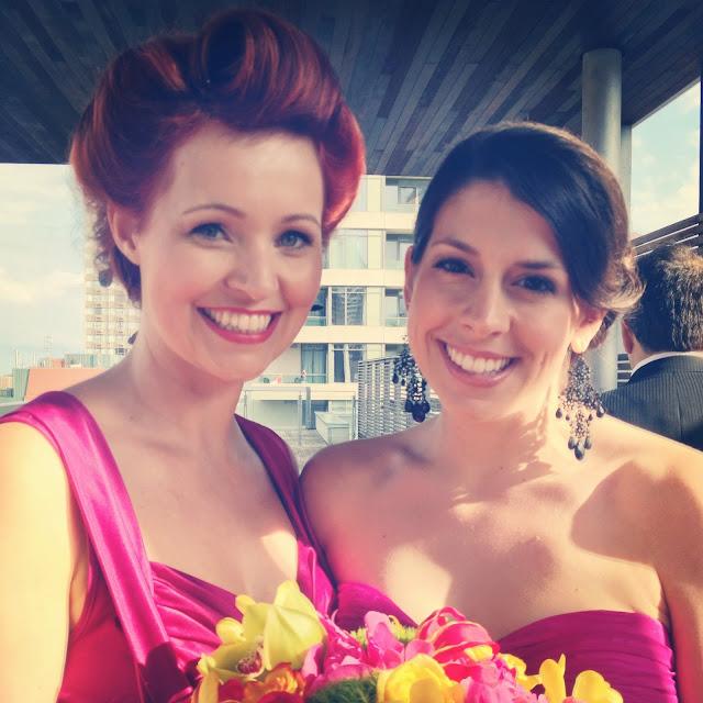 bridesmaids Toronto