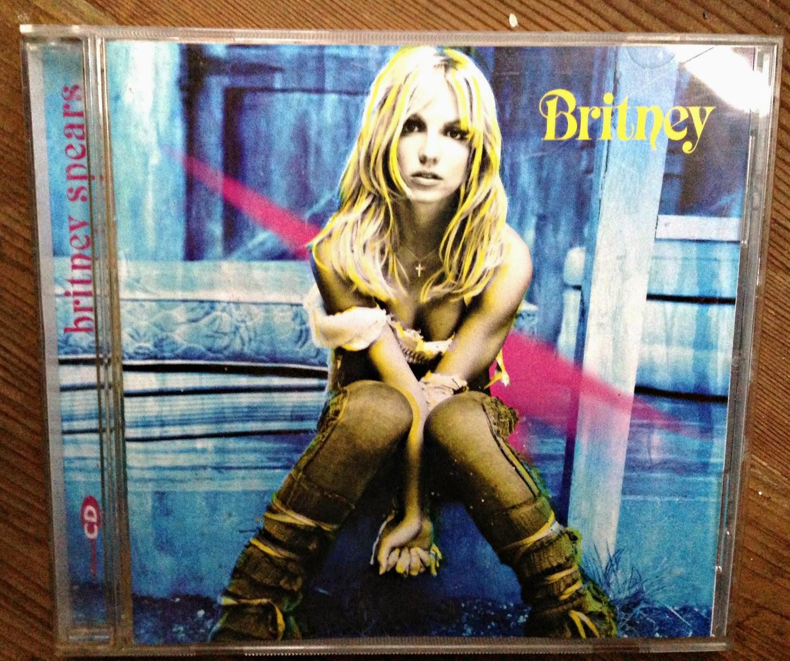 Britney Spears- Britney