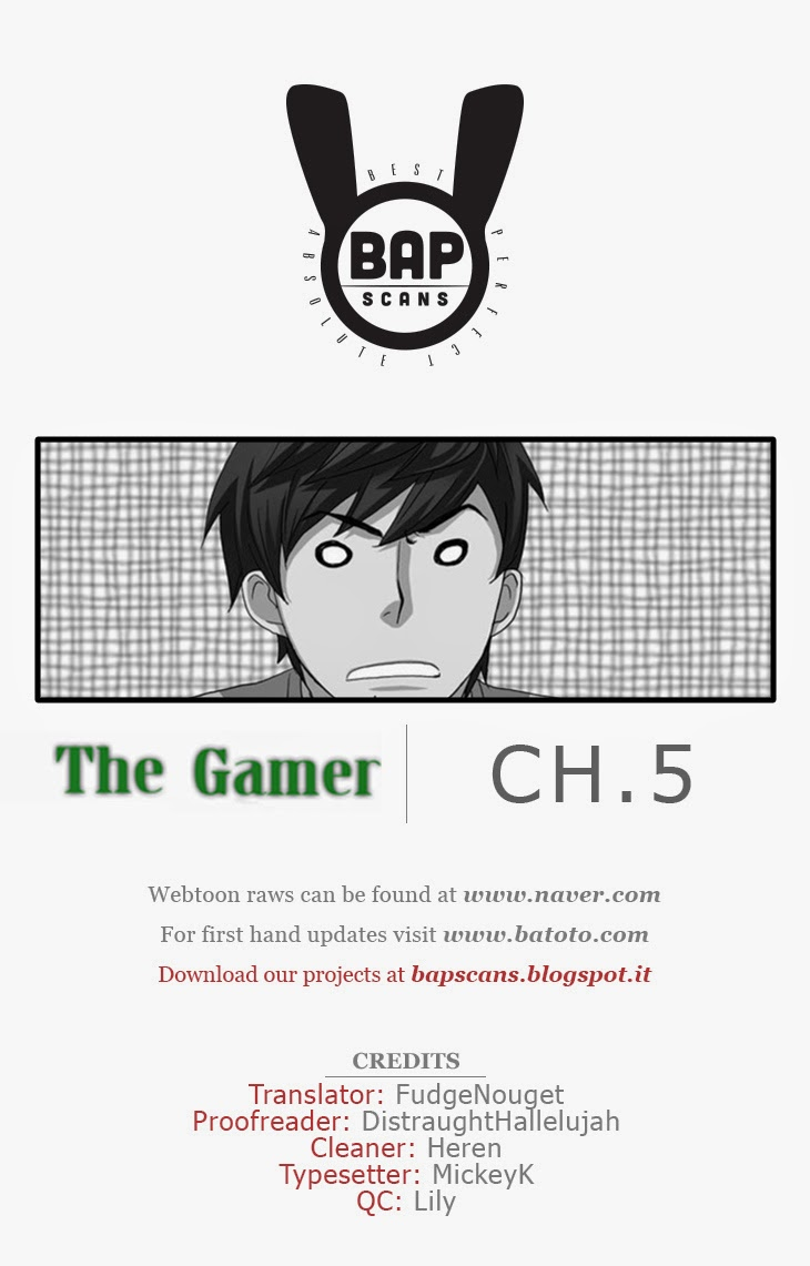 The Gamer Chap 005
