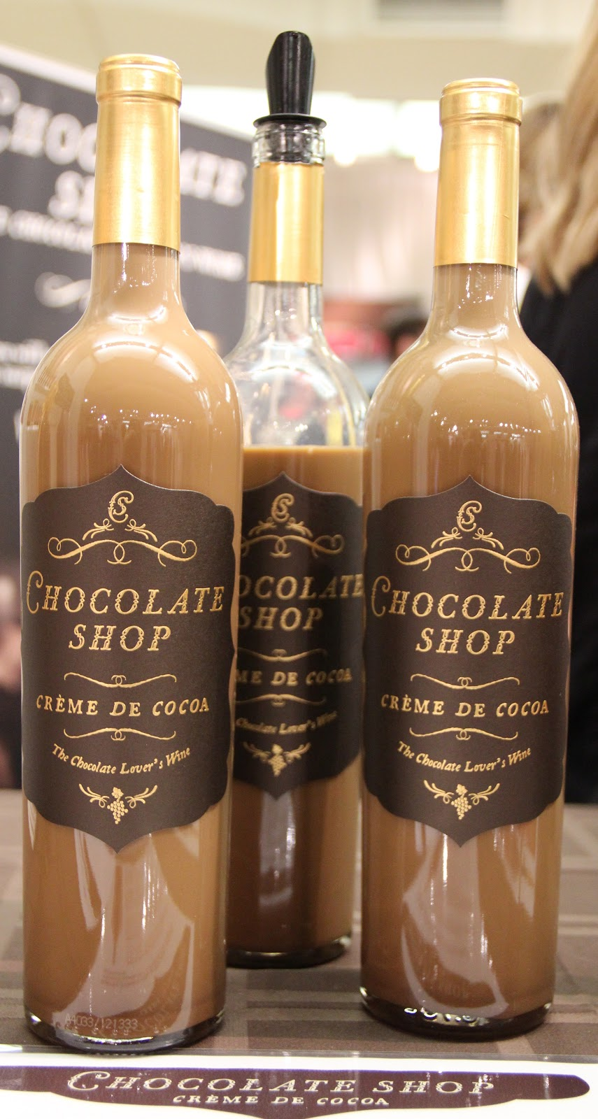 fashionably petite: The 15th Annual New York Chocolate Show