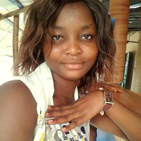 ghanaian lady electrocuted phone