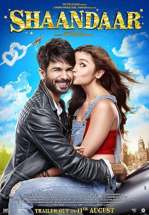 Watch Shaandaar (2015) DVDRip Hindi Full Movie Watch Online Free Download