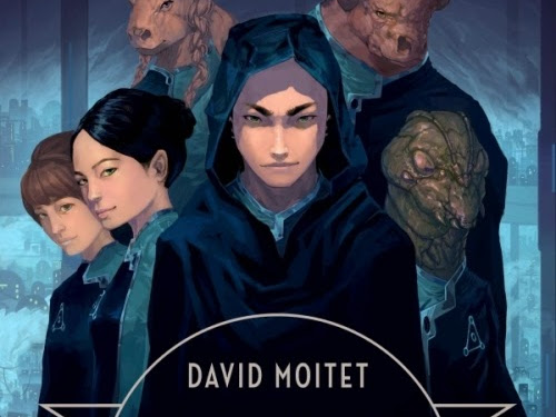 Les Mondes de l'Alliance, tome 2 : Le secteur C de David Moitet