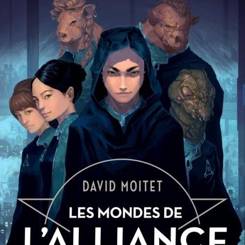 Les Mondes de l'Alliance, tome 2 : Le secteur C de David Moitet