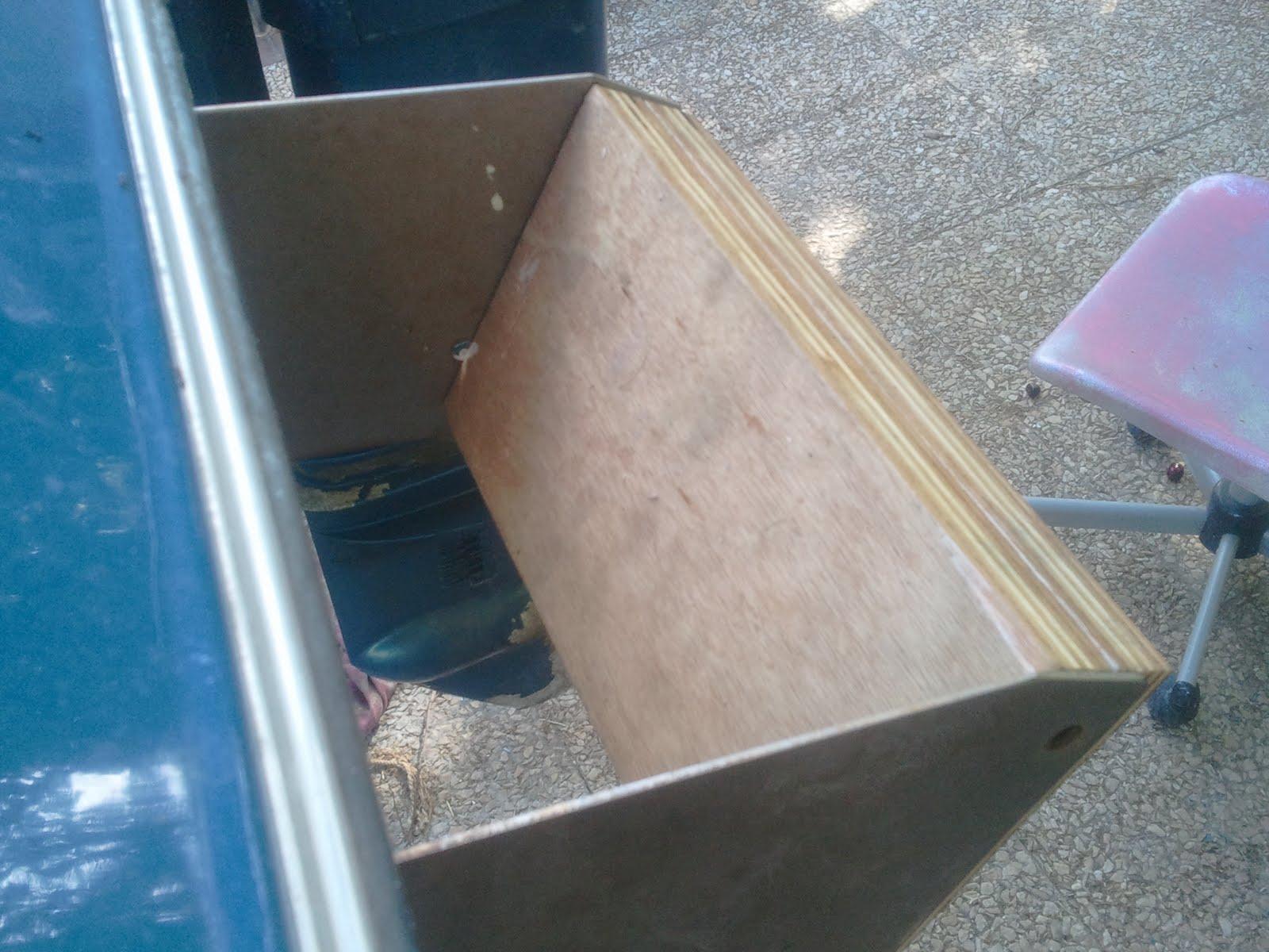Restauration bateau riamar 490 evinrude 60 vro on pr pare - Enlever rouille sur inox ...
