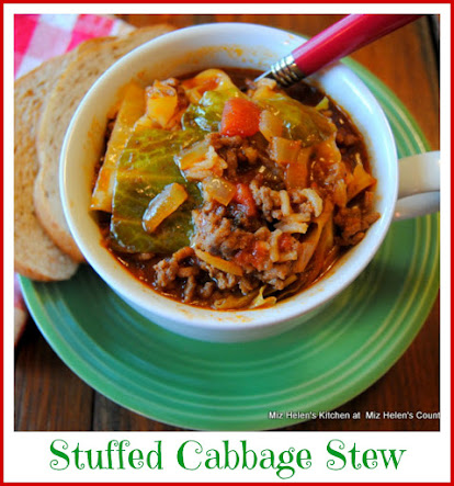 Stuffed Cabbage Stew