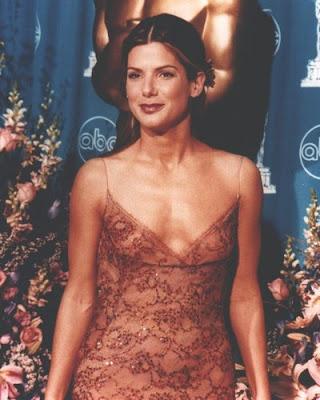 Sandra Bullock vestido fashion